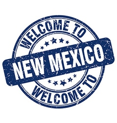 Welcome to new mexico vector