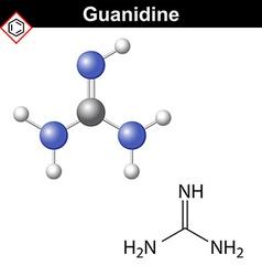 Guanidine molecule vector