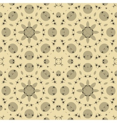 Seamless geometric fabric vector