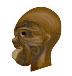 Maori tatoo vector