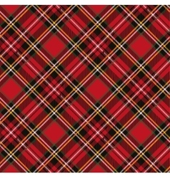 Tartan pattern backgroundeps vector image