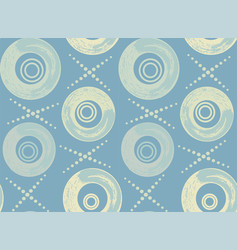 Romantic pattern vector