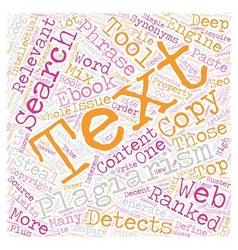 Steal this ebook text background wordcloud concept vector