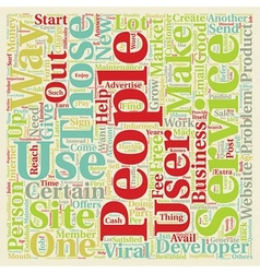 Other viral techniques 6 text background wordcloud vector