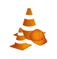 Construction tool isolated icon vector