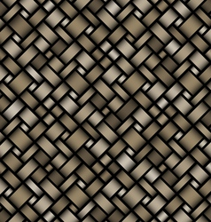 Wood sennit seamless pattern vector