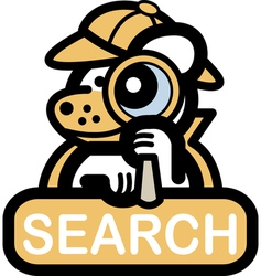 Animal web search vector