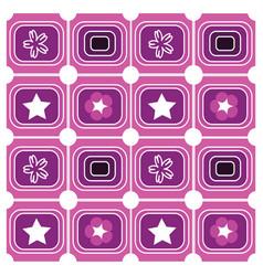 Background geometric purple vector