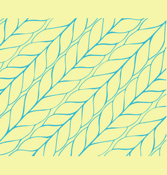 Background with diagonal braids endless stylish vector
