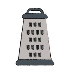 box grater vector image