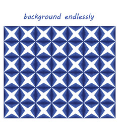 Background geometric blue vector