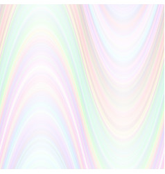 Colorful abstract wavy background from thin vector