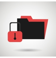Security data design vector