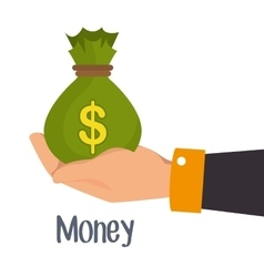 Finance concept design vector