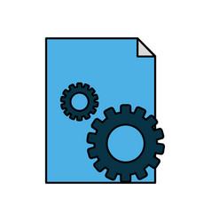 Web responsive design vector
