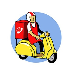 Food Delivery Order vector image vector image