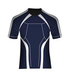 Sport uniform vector