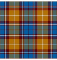 Textured tartan plaid vector image