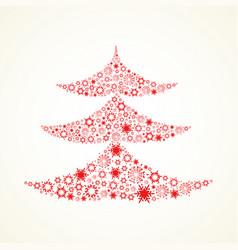 Treechristmas tree vector