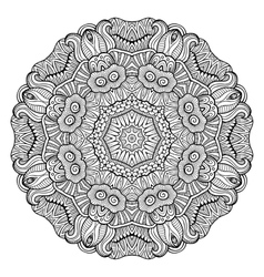 Decorative mandala vector