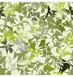 Seamless alternative camouflage pattern vector image