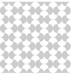 seamless pattern moroccan style vector image