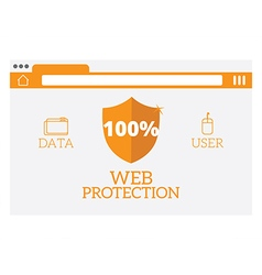 Web protection vector