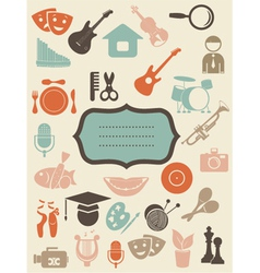 University poster vector