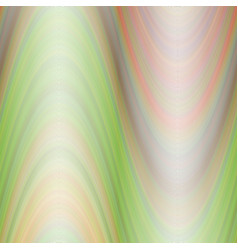 Abstract wavy background from thin curved stripes vector
