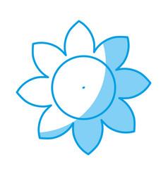 Beautiful flower design vector