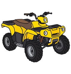 All terrain vehicle vector
