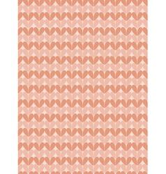 Knitting seamless pattern vector image