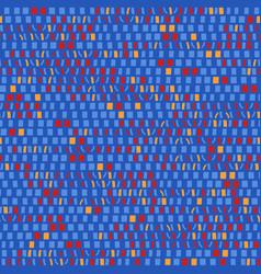 Simple tribal pattern vector
