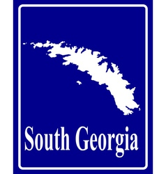South georgia vector