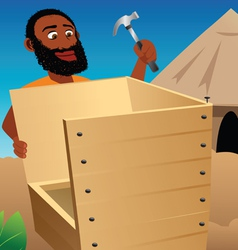 shed building vector image