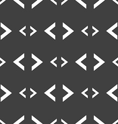 Code sign icon programmer symbol seamless pattern vector