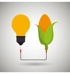 Alternative energy design vector