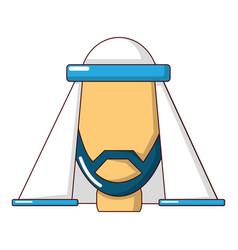 man egypt icon cartoon style vector image