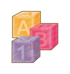 toy icon image vector image