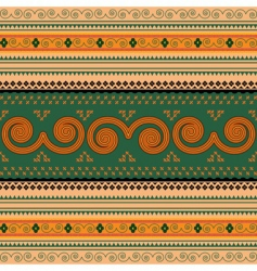 Thailand traditional pattern vector