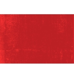 Red Distressed Background vector image