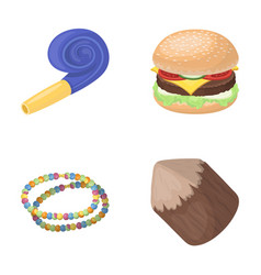 Sport decoration and other web icon in cartoon vector