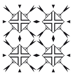 kidon pattern vector image