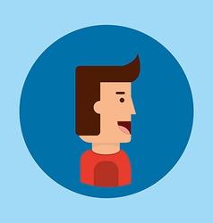 avatar user vector image
