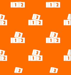 bricks pattern seamless vector image