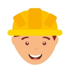 Professional construction isolated icon design vector