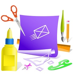 Send mail vector