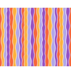Bright abstract seamless wave pattern vector