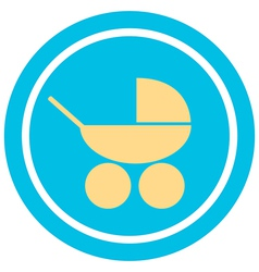 Buggy sign vector