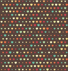 Polka Dots Hearth3380x400 vector image
